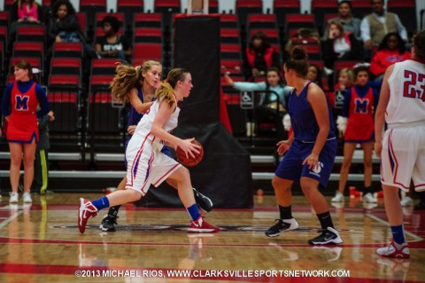 Montgomery Central Girl's Basketball loses to Stewart County 65-40.