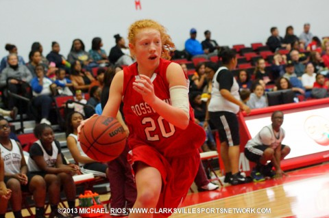 Rossview Girls Baskeball downs Northwest 66-14. (Michael Rios-Clarksville Sports Network)