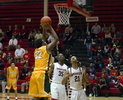 Rossview Boys Basketball defeats Northwest 61-55. (David Roach-Clarksville Sports Network)