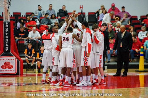 Austin Peay Men's Basketball opens OVC schedule with win over UT Martin.