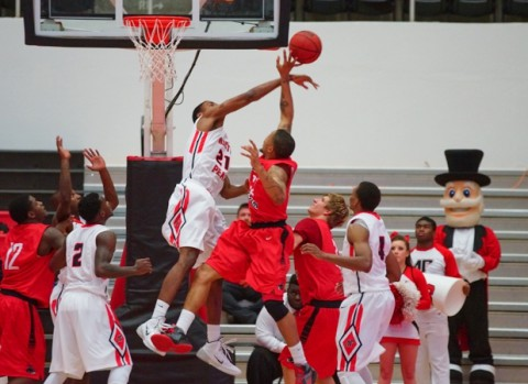 Austin Peay Men's Basketball play Jacksonville State Thursday. (Clarksville Sports Network)