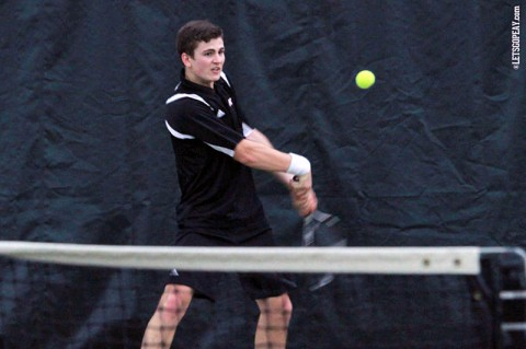 Austin Peay Men's Tennis play Northern Kentucky Friday. (Brittney Sparn/APSU Sports Information)