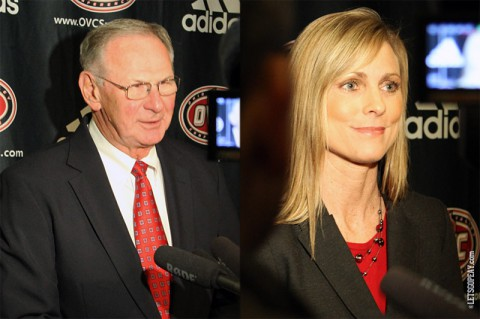 """Inside Austin Peay Basketball"" with Dave Loos and Carrie Daniels returns Wednesday. (APSU Sports Information)"