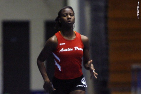 Austin Peay Women's Track and Field at Niswonger Invitational Friday and Saturday. (Keith Dorris/Dorris Photography)