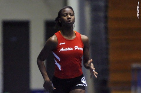 Austin Peay Women's Track and Field. (Keith Dorris/Dorris Photography)