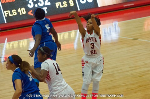 Austin Peay Women's Basketball fall to Southeast Missouri Saturday.