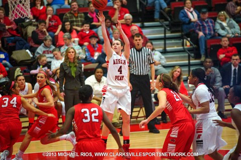 APSU Lady Govs put win streak on the line against TSU Saturday (Clarksville Sports Network)