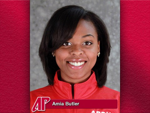 APSU's Amia Butler