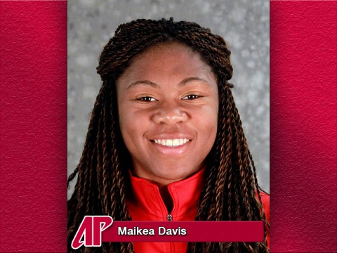 APSU's Maikea Davis
