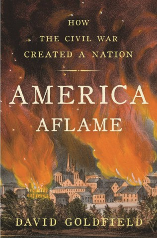 """America Aflame: How the Civil War Created a Nation."" by David Goldfield."