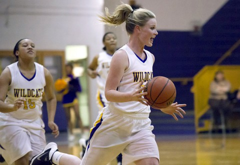 Clarksville High Girl's Basketball defeats Northwest in 10-AAA basketball. (Clarksville Sports Network)