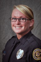 Clarksville Police Officer Heather Hill