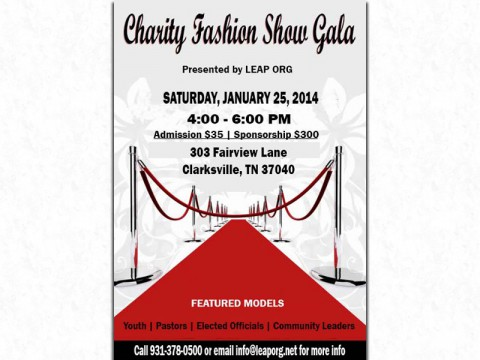 Youth Charity Fashion Show Gala