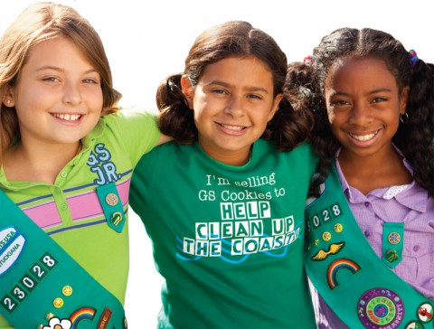Girl Scout Cookies will be on sell from January 1st – March 2nd, 2014.