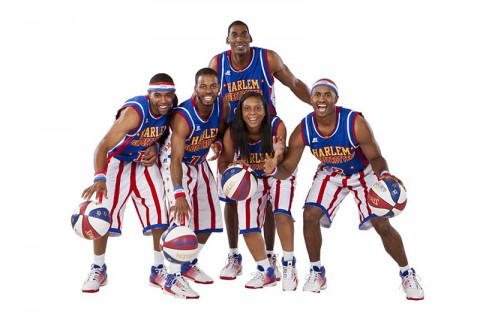 Harlem Globetrotters coming to Clarksville Tennessee.