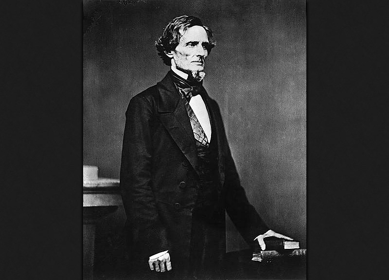 Jefferson Davis: The Man and His Hour Critical Essays