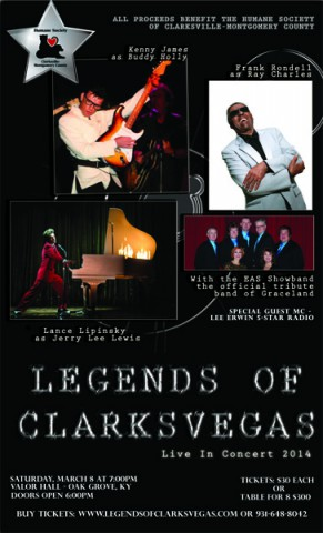 2014 Legends of Clarksvegas