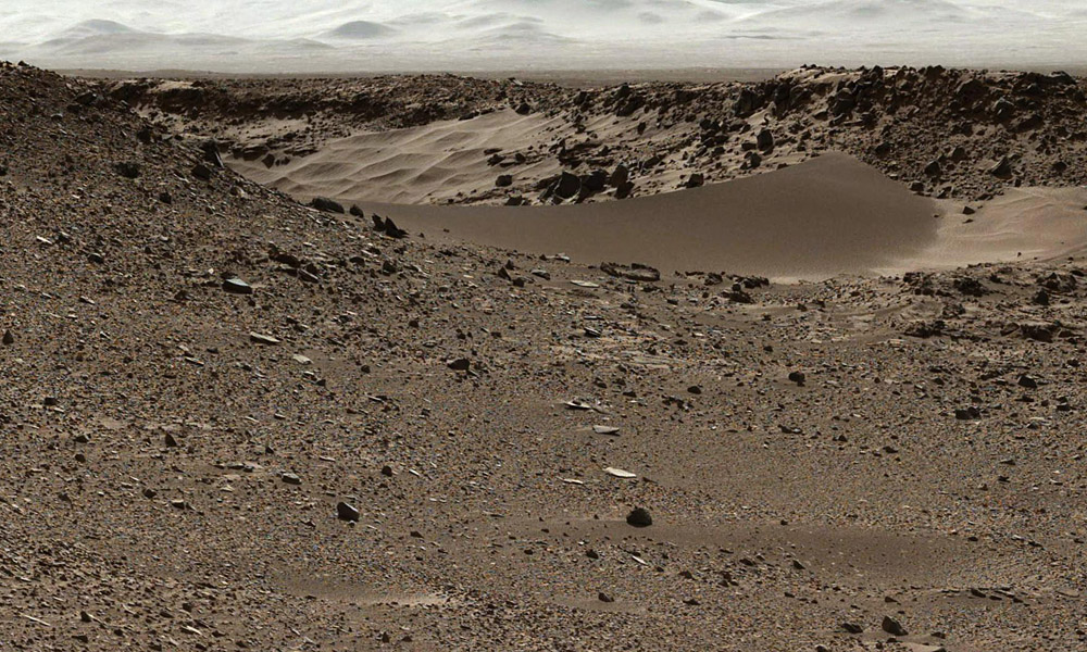 NASA Mars Rover Curiosity Latest Images - Pics about space