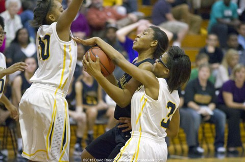 Northeast Girl's Basketball win streak continues with victory over Springfield.