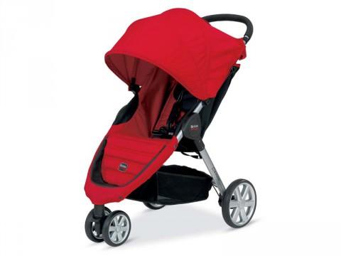 Recalled Britax B-Agile stroller.