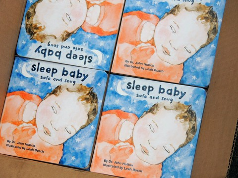 The Tennessee Department of Health has purchased 86,000 copies of Sleep Baby Safe and Snug and will provide copies for each baby born in partner hospitals in 2014.