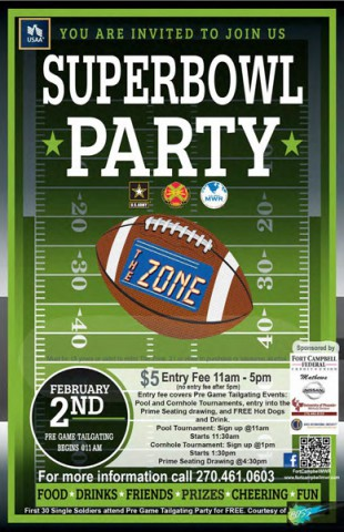 USAA Super Bowl Party at The Zone