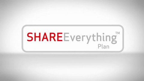 Verizon Share Everything Plan