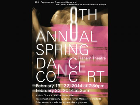 APSU's 8th Annual Spring Dance Concert
