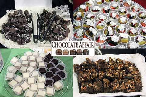 2nd Annual Chocolate Affair was held Saturday, February 8th.