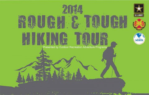 2014 Rough & Tough Hiking Tour