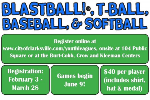 2014 Youth Recreation Leagues