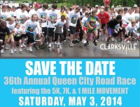 36th Annual Queen City Road Race