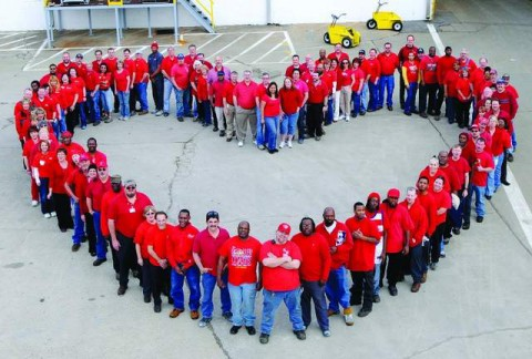 National Wear Red Day is this Friday