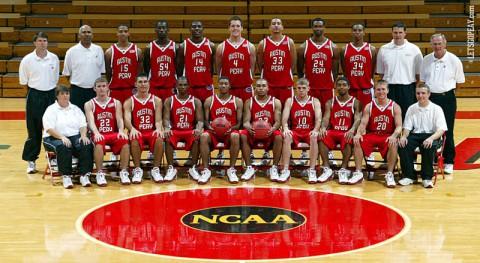 APSU 2003-04 Basketball Championship Governors. (APSU Sports Information)