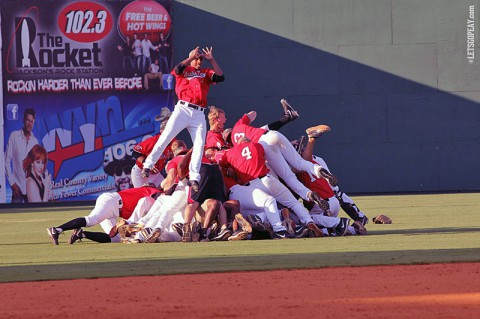 The Govs were picked 2nd in the 2014 OVC preseason poll, Friday. (Lisa Kemmer)