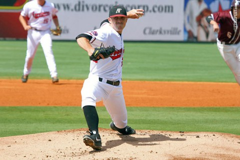 APSU Baseball series vs. Eastern Michigan now to be doubleheader Tuesday, due to incoming weather. (APSU Sports Information)