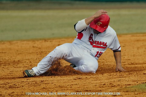 Austin Peay has no answer for Baylor in 15-1 loss (Michael Rios Clarksville Sports Network)