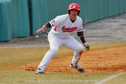 Austin Peay Baseball opens homestand with Eastern Michigan Tuesday. (Michael Rios Clarksville Sports Network)