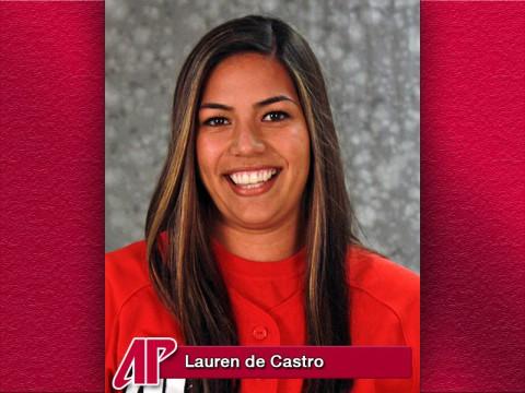 APSU's Lauren de Castro