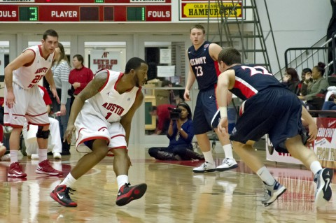 Austin Peay State University visits Belmont for OVC match-up. (Clarksville Sports Network)
