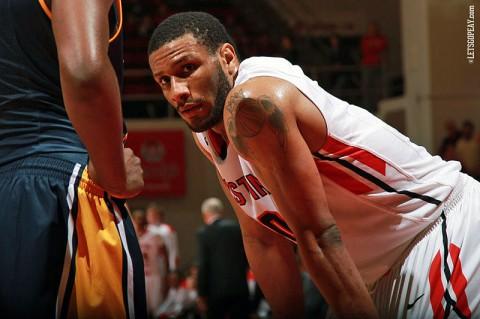 Austin Peay Men's Basketball. (Brittney Sparn/APSU Sports Information)