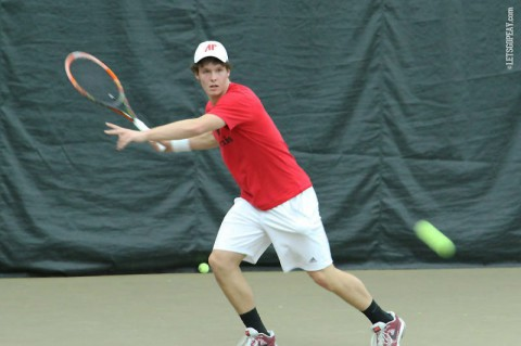 APSU Men's Tennis cracks ITA Rankings (APSU Sports Information)