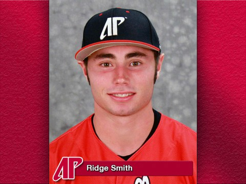 APSU's Ridge Smith