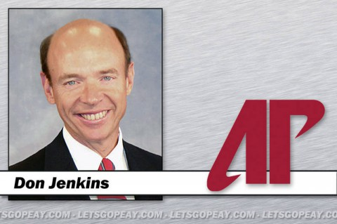 Austin Peay to recognize and honor Don Jenkins Thursday. (APSU Sports Information)