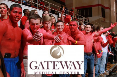 Austin Peay to host Gateway Medical Center staff at tonight's men's basketball game vs. Eastern Illinois. (APSU Sports Information)