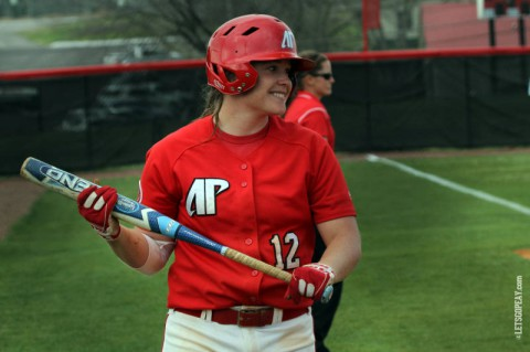 Austin Peay Softball splits first two games of Mardi Gras Invitational. (APSU Sports Information)