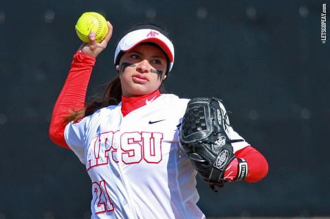 Austin Peay Women's Softball. (Brittney Sparn/APSU Sports Information)