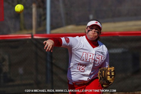 APSU Lady Govs Softball plays pair of OVC games this weekend at Cheryl Holt Field.