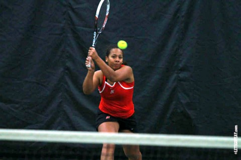 Austin Peay women's tennis falls to MTSU (APSU Sports Information)