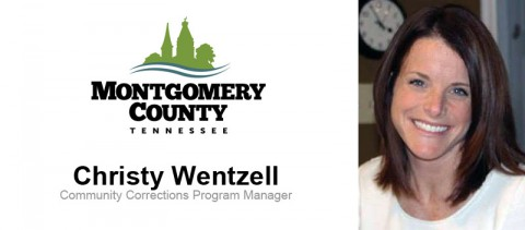 Christy Wentzell - Community Corrections Program Manager for Montgomery County